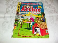 Archie Giant Series Magazine # 8: Everything's Archie June 1970 Issue Vg/F