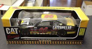 CAT 1:18 Diecast stock car David Green in box black