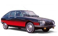 Norev 181626 Citroën GS Basalte 1978 schwarz mit roten Streifen 1:18 -  ...