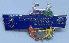 Sydney 2000 Olympic Games Badge Pin - Games Force 200 Volunteer