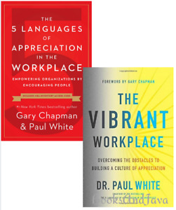 The 5 Languages of Appreciation, Vibrant Workplace by White and Chapman (2pbs)