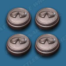 Infiniti G35 wheel center cap emblems badges 2003 2004 73668 SET OF 4