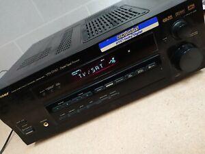 PIONEER AV Multi-Channel Receiver Amplifier Amp Home Cinema VSX-D510 Black