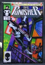 """The Punisher #1 Comic Book Cover 2"""" x 3"""" Fridge / Locker Magnet."""