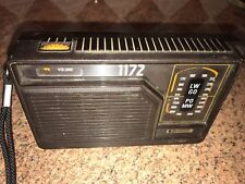 Pye 1172 Vintage Transistor Radio,Early 1980s,Good Condition,Working Well