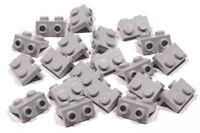 LEGO - 20 x Winkelplatte 1x2 auf 1x2 hellgrau  Konverterplatte 99781 NEUWARE (L7
