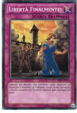 CARTA YU GI OH - LIBERTA' FINALMENTE - BP01-IT110 - STRAFOIL - RARA - IN IT