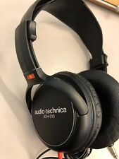 Vintage Audio Technica ATH-910 Stereo Headphones Earphones