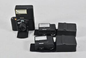 h12d97- Minox 35 GT Kompaktkamera, inkl. 3x Blitz