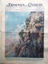 La Domenica del Corriere 22 Luglio 1939 Ciano in Spagna Calcutta Lotto Caterina