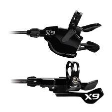 SRAM X9 Individual Trigger 10-Speed MTB/Mountain Bike Rear Gear Shifter