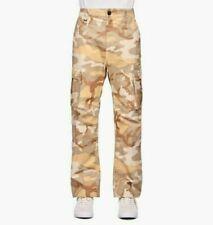 New Nike Men's SB Flex FTM Desert Camo Skate Pants Skateboard AT3492-248 Size 40