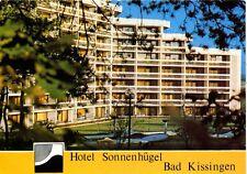 Alte Postkarte - Hotel Sonnenhügel Bad Kissingen
