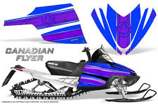 ARCTIC CAT M CROSSFIRE SNOWMOBILE SLED GRAPHICS KIT WRAP CREATORX CANFLYER PRBL