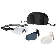 Gafas de sol de hombre negro deportivo Bollé