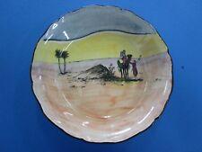 Rare Antique/Vintage Royal Doulton Series Ware Desert Scenes Bowl