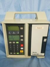 Baxter Flo-Gard 6200 Volumetric Infusion Pump - pre owned - powers up.