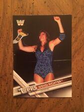 Wendi Richter Topps WWE 2017  Card