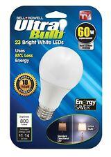Bell + Howell 60 Watt 22 LED Light Bulb - 800 Lumens ~ New