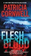 Flesh and Blood-Patricia Cornwell-2015 Scarpetta novel #22-large paperback