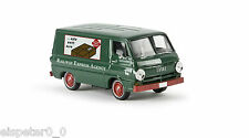 "Dodge A 100 Van ""REA/Safe Swift"", H0 US Auto Modell 1:87, Brekina 34366"