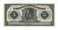 5 Cinco Pesos Mexico Chihuahua 1913 Serie A - Mexiko