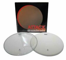 "Attack 14"" Terry Bozzio Snare Pack Drum Heads"