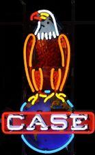 "Richfield Case Gasoline Neon Light Sign 24""x16"" Beer Bar Decor Lamp Glass"