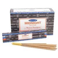Assorted Satya Nag Champa incense Sticks - [ Box 12 Packs; 15 gm each]