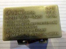 Flasher unit, Mazda MX-5 mk1, used MX5 & Bongo hazard indicator 7-pin relay USED