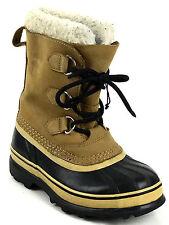 Sorel Youth boots Caribou LY1000-281 Size. US.3 UK.2.5 EU.34.5