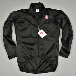Castelli Squadra Cycling New Rain Jacket Size L
