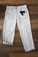 MARC CAIN HOSE Sommer Gr. N4(40) beige
