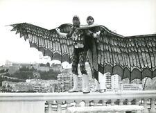 MICHAEL CRAWFORD  BARBARA CARRERA  CONDORMAN  1981 VINTAGE PHOTO ORIGINAL