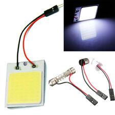 1x 48 SMD COB LED T10 4W 12V Light Car Interior Panel Light Dome Lamp Bulb+Parts