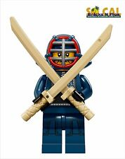 LEGO Minigigures Series15 71011 Kendo Fighter NEW