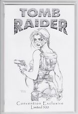 Tomb Raider Journeys #3 (Jay Co. Sketch Cover, Limited to 500 COA) NM