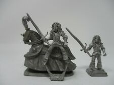 Ral Partha 01-403 Cymboril, High Elven Warlord AD&D Miniature