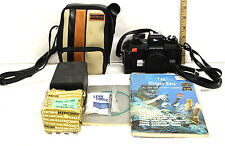 Nikonos IV-A 35mm Underwater Film Camera w/f 2.5 Nikkor Lens w/Case Lens Instrns