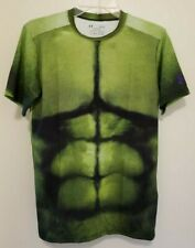 New Under Armour Incredible Hulk Compression Shirt Mens Size Large