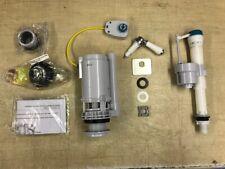 BURLINGTON Complete Cistern Repair Pack, inc. White Ceramic Handle