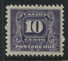 1930 10 cents Postage Due mint o.g. and VF