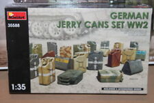 NEW Miniart (35588): German Jerry cans set au 1/35