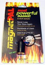 Magnet Pal Powerful Kechain Magnet Organizer Tool MagnetPal Black Keyring New