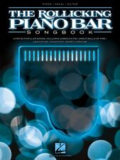 The Rollicking Piano Bar Songbook Sheet Music Piano Vocal Guitar SongB 000311742