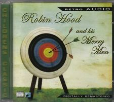 Robin Hood And His Men - CD [ Classic Radio Play ]  NEW / SEALED