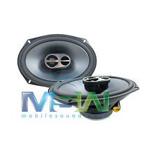 "*NEW* ALPINE® SPS-619 6""x9"" 3-Way TYPE-S COAXIAL CAR SPEAKERS 6 x 9 PAIR SPS619"