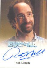 "Eureka Seasons 1 & 2 - Rob Labelle as ""Walter Perkins"" Autograph Card"