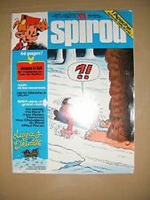 Spirou N°2026 1977 Jacques Le Gall Valny Sam Ford T Les petits hommes Paul Foran