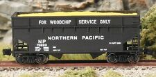 Z Scale NP 33' Offset Woodchip Hopper 2-pk. FT NIB